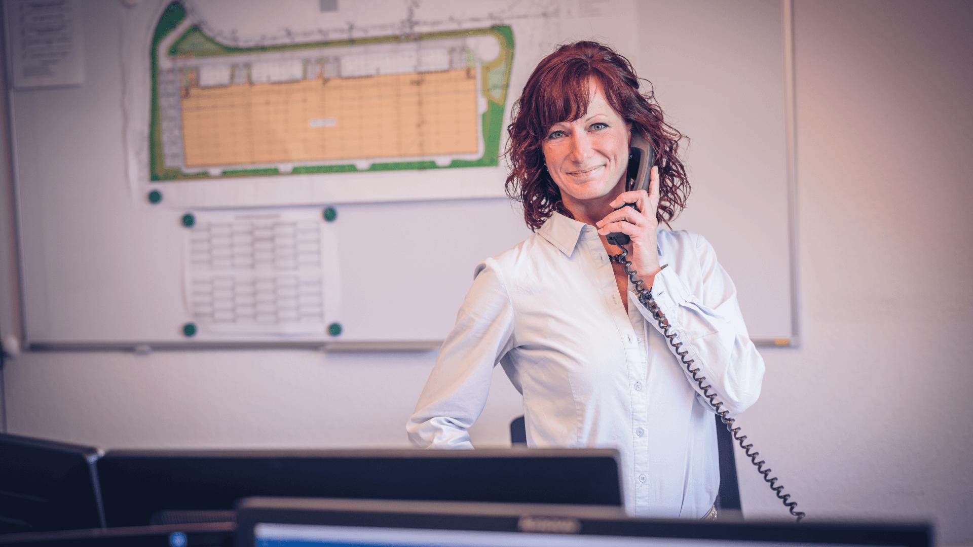 Kontakt Kroll Sekretariat | Deermann Zaunsysteme