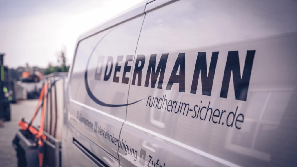 Servicebulli Deermann rundherum sicher