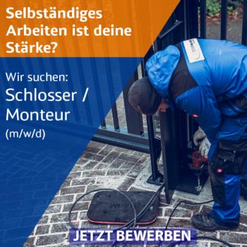Schlosser Monteur